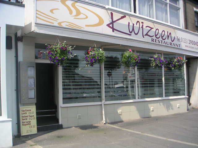 Blackpool Restaurant Kwizeen | Kwizeen restaurant in blackpool